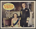 """Movie Posters:Documentary, Elizabeth is Queen (Associated British-Pathe, 1953). British Lobby Card (11"""" X 14""""). Documentary...."""