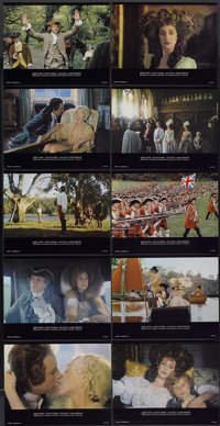 "Barry Lyndon (Warner Brothers, 1975). Lobby Cards (23) (11"" X 14""). Drama.... (Total: 23 Items)"