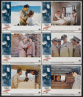 """Movie Posters:War, Catch-22 (Paramount, 1970). Lobby Cards (6) (11"""" X 14""""). War....(Total: 6 Items)"""