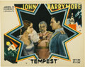 "Movie Posters:Drama, Tempest (United Artists, 1928). Lobby Card (11"" X 14"")...."
