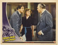 "Movie Posters:Crime, Sherlock Holmes and the Secret Weapon (Universal, 1942). Lobby Card (11"" X 14"")...."