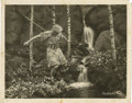 "Movie Posters:Fantasy, Die Nibelungen: Siegfried (UFA, 1924). German Lobby Card (9.25"" X11.5"")...."