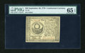 Colonial Notes:Continental Congress Issues, Continental Currency September 26, 1778 $30 PMG Gem Uncirculated 65EPQ....