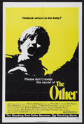 "Movie Posters:Horror, The Other (20th Century Fox, 1972). One Sheet (27"" X 41""). Horror...."