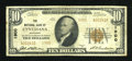 National Bank Notes:Kentucky, Cynthiana, KY - $10 1929 Ty. 2 The NB of Cynthiana Ch. # 1900. ...