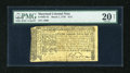 Colonial Notes:Maryland, Maryland March 1, 1770 $1/2 PMG Very Fine Net 20....
