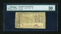 Colonial Notes:Maryland, Maryland April 10, 1774 $2 PMG Very Fine 30....