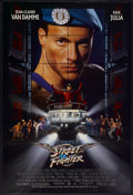 "Movie Posters:Action, Street Fighter Lot (Universal, 1994). One Sheets (2) (27"" X 40""). Action.... (Total: 2 Items)"