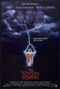 "Movie Posters:Drama, The Witches of Eastwick (Warner Brothers, 1987). One Sheet (27"" X 41""). Drama...."