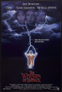 """The Witches of Eastwick (Warner Brothers, 1987). One Sheet (27"""" X 41""""). Drama"""