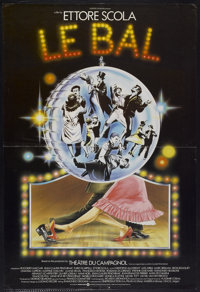 """Le Bal (Warner Brothers, 1984). One Sheet (27"""" X 40""""). Musical"""