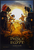 "Movie Posters:Animated, The Prince of Egypt (DreamWorks, 1998). One Sheet (27"" X 41"") DSAdvance. Animated...."