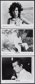 """Movie Posters:Drama, The Hit (Island Alive, 1984). Presskit (Multiple Pages, 9"""" X 12""""). Drama.... (Total: 4 Items)"""