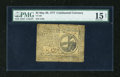 Colonial Notes:Continental Congress Issues, Continental Currency May 20, 1777 $2 PMG Choice Fine Net 15....