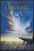 "Movie Posters:Animated, The Lion King (Buena Vista, 1994). One Sheet (27"" X 40"") DS.Animated...."