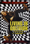 """Movie Posters:Comedy, Living in Oblivion (Sony Pictures Classics, 1995). One Sheet (27"""" X 40""""). Comedy...."""