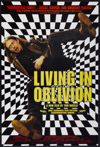 """Living in Oblivion (Sony Pictures Classics, 1995). One Sheet (27"""" X 40""""). Comedy"""
