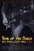"""Movie Posters:Rock and Roll, Year of the Horse: Neil Young and Crazy Horse Live (October Films,1997). One Sheet (27"""" X 40""""). Rock and Roll...."""
