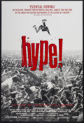 "Movie Posters:Documentary, Hype! (Lions Gate, 1996). One Sheet (27"" X 41""). Documentary...."