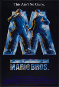 "Movie Posters:Action, Super Mario Bros. (Buena Vista, 1993). One Sheet (27"" X 40"") DS. Action...."