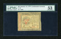 Colonial Notes:Continental Congress Issues, Continental Currency January 14, 1779 $55 PMG About Uncirculated53....