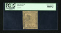 Colonial Notes:Pennsylvania, Pennsylvania October 25, 1775 9d PCGS Choice About New 58PPQ....