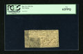 Colonial Notes:New Jersey, New Jersey December 31, 1763 12s PCGS New 62PPQ....