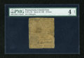 Colonial Notes:Pennsylvania, Pennsylvania March 10, 1769 18d PMG Good Net 4....
