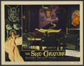 "Movie Posters:Science Fiction, The She-Creature (American International, 1956). Lobby Card (11"" X14""). Science Fiction...."