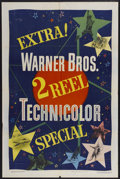 """Movie Posters:Short Subject, 2 Reel Technicolor Stock (Warner Brothers, 1948). One Sheet (27"""" X 41""""). Short Subject...."""