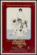 """Movie Posters:Adult, The Naughty Victorians (RKO, 1975). One Sheet (27"""" X 41"""") Advance. Adult...."""