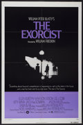 """Movie Posters:Horror, The Exorcist (Warner Brothers, 1974). One Sheet (27"""" X 41""""). Horror...."""
