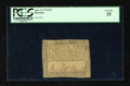 Colonial Notes:Maryland, Maryland August 14, 1776 $1/2 PCGS Very Fine 25....