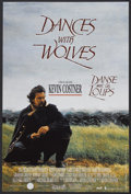 "Movie Posters:Academy Award Winner, Dances With Wolves (Majestic, 1991). Belgian (15.75"" X 23.75"").Academy Award Winner...."