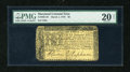 Colonial Notes:Maryland, Maryland March 1, 1770 $8 PMG Very Fine Net 20....