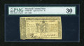 Colonial Notes:Maryland, Maryland April 10, 1774 $1 PMG Very Fine 30....