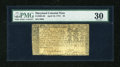 Colonial Notes:Maryland, Maryland April 10, 1774 $4 PMG Very Fine 30....
