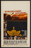 "Movie Posters:War, Battle of the Bulge (Warner Brothers, 1966). Window Card (14"" X22""). War...."