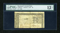 Colonial Notes:Maryland, Maryland January 1, 1767 $2 PMG Fine Net 12....