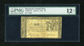 Colonial Notes:Maryland, Maryland March 1, 1770 $2 PMG Fine Net 12....