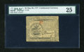 Colonial Notes:Continental Congress Issues, Continental Currency May 20, 1777 $5 PMG Very Fine 25....