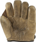 Baseball Collectibles:Others, Circa 1920s-1930s Goldsmith Split Finger Glove with Original Box.Superior example of the classic split-finger fielder's gl...