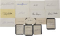 Autographs:Letters, New York Yankees Past Stars Signatures Lot of 16. From themost-storied baseball franchise in the history of the sport we p...