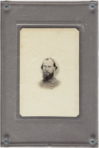 Carte de visite of Confederate General Bryan Grimes