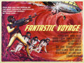 "Movie Posters:Science Fiction, Fantastic Voyage (20th Century Fox, 1966). British Quad (30.5"" X39.75"")...."