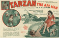 Movie Posters:Adventure, Tarzan the Ape Man (MGM, 1932) & Tarzan and His Mate (MGM,1934). Heralds (2).... (Total: 2 Items)