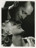 "Movie Posters:Drama, Franchot Tone and Jean Harlow in ""Suzy"" Publicity Still by TedAllen (MGM, 1936). Still (10"" X 13"")...."
