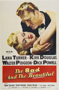 "Movie Posters:Drama, The Bad and the Beautiful (MGM, 1953). One Sheet (27"" X 41"")...."