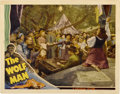 "Movie Posters:Horror, The Wolf Man (Universal, 1941). Lobby Cards (2) (11"" X 14"")....(Total: 2 Items)"