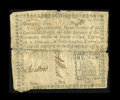 Colonial Notes:Georgia, Georgia June 8, 1777 $1/10 Fine-Very Fine....
